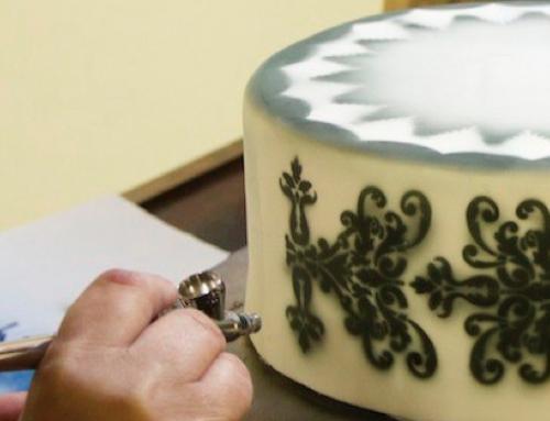 דגשים לבחירת ציוד איירברש לעבודה על עוגות